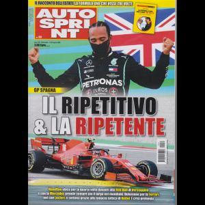 Autosprint - n. 33 - settimanale - 18/24 agosto 2020 -
