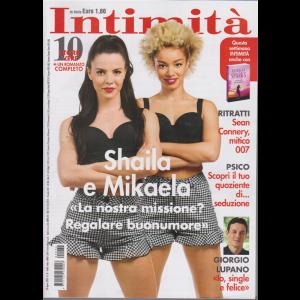 Intimita' - n. 34 - settimanale - 26 agosto 2020