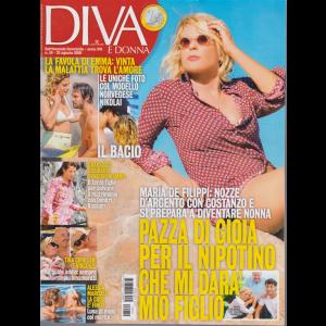 Diva e Donna  - n. 34 - 25 agosto 2020 - settimanale femminile