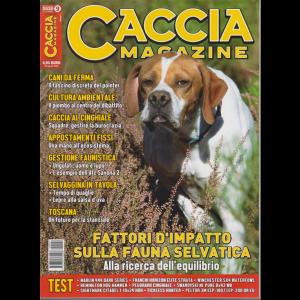 Caccia Magazine - n. 9 - mensile - settembre 2020