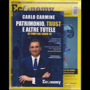 Economy - + il libro di Carlo Carmine - Patrimonio, trust e altre tutele ai tempi del Covid-19 - n. 37 - mensile - agosto - settembre 2020