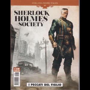 Cosmo Serie Blu - Sherlock Holmes society - n. 95 - I peccati del figlio - 12 agosto 2020 - mensile