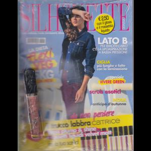Silhouette Donna Pocket - + il gloss o il rossetto liquido - n. 9 - settembre 2020 -