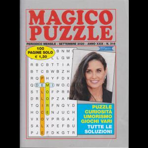 Magico Puzzle - n. 316 - mensile - settembre 2020 - 100 pagine