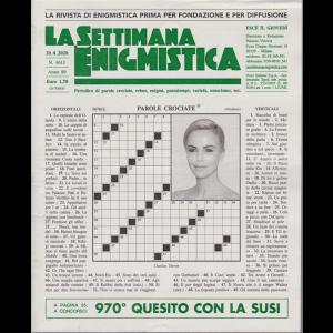 La Settimana Enigmistica - n. 4613 - 20/8/2020 - settimanale