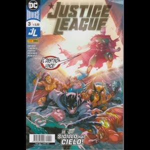 Justice League - n. 3 - Il sigillo nel cielo! -  mensile - 20 agosto 2020 -