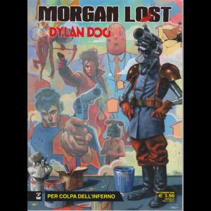 Morgan Lost  & Dylan Dog - n. 2 - Per colpa dell'inferno - settembre 2020 - mensile