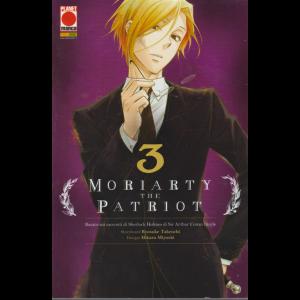 Manga Storie Nuova S - Moriarty The Patriot -n. 77 - bimestrale - 7 febbraio 2019 -