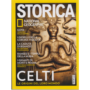 Storica - National Geographic - n. 139 - settembre 2020 - mensile