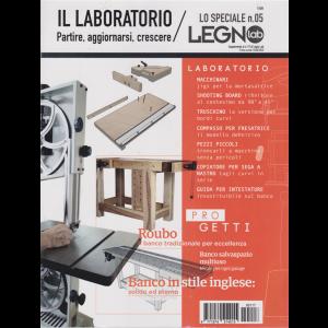 Il laboratorio - Lo speciale n. 5 - Legno Lab - 10/8/2020 -