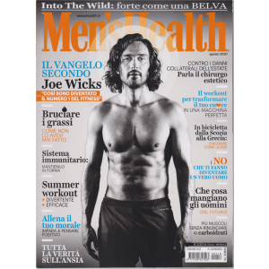 Men's Health - n. 218 - mensile - 20/8/2020