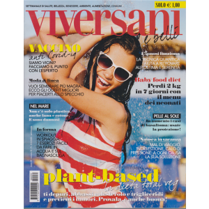 Viversani e Belli - n. 35 - settimanale - 21/8/2020