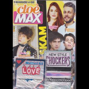 Cioè  Max - + gadget - n. 76 - bimestrale - 21 agosto 2020 -