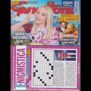 Grand Hotel + Enigmistica & Giochi - n. 35 - 21 agosto 2020 - settimanale - 2 riviste