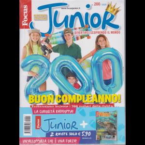Focus Junior + Focus Wild - n. 200/2020 - 2 riviste