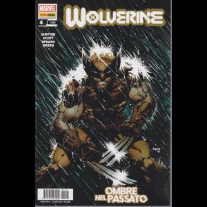 Wolverine - Ombre nel passato - n. 405 - mensile - 20 agosto 2020