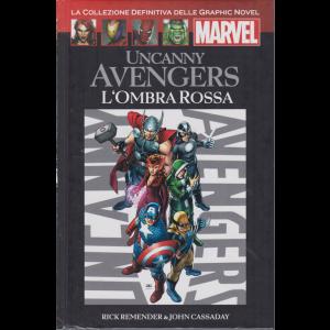 Graphic Novel Marvel - Uncanny Avengers - L'ombra rossa - n. 53 - 22/8/2020 - quattordicinale - copertina rigida