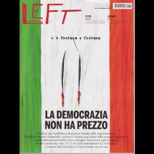 Left Avvenimenti - n. 34 - 21 agosto 2020 - 27 agosto 220 - settimanale