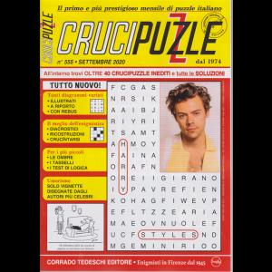 Crucipuzzle - n. 555 - settembre 2020 - mensile