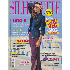 Silhouette Donna Pocket - n. 9 - settembre 2020 - mensile