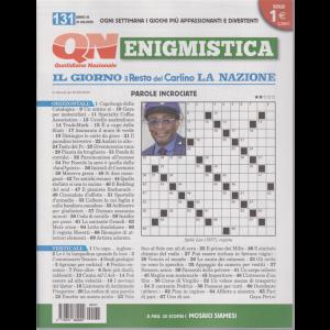 Enigmistica - n. 131 - 31/8/2020  - settimanale