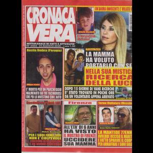 N.Cronaca Vera - n. 2504 - 25 agosto 2020 - settimanale di fatti e attualità