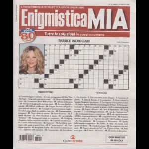 Enigmistica Mia - n. 35 - settimanale - 25 agosto 2020 -