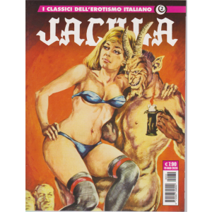 I Grandi Maestri Special - n. 2 - Jacula - 19 agosto 2020 -