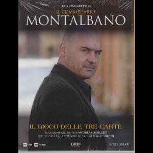 Luca Zingaretti in Il commissario Montalbano - Il gioco delle tre carte - n. 20 - 25/8/2020 - settimanale