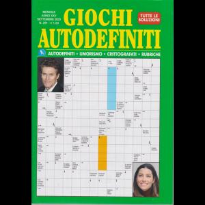 Giochi Autodefiniti - n. 291 - mensile - settembre 2020