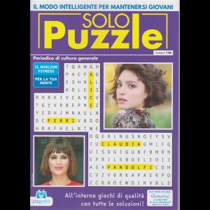 Solo Puzzle - n. 156 - bimestrale - 27/8/2020 -