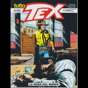 Tutto Tex - La mano del morto - n. 593 - settembre 2020 - mensile