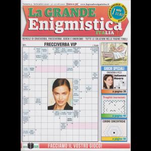 La grande enigmistica italiana - n. 3 - settembre 2020 - mensile