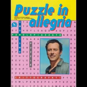 Puzzle In Allegria - n. 327 - mensile - settembre 2020