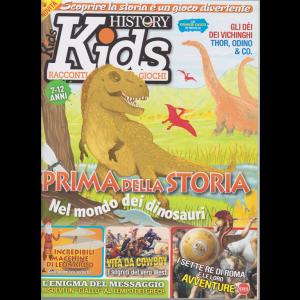 Bbc History Kids - n. 4 - mensile - settembre 2020 -