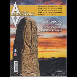 Archeologia Viva - Sardegna Speciale - n. 203 - settembre - ottobre 2020 - bimestrale -