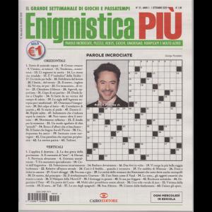 Enigmistica Piu' - n. 35 - 1 settembre 2020 - settimanale