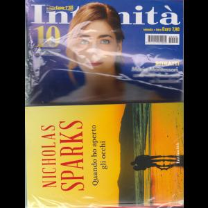 Intimita' + Il libro di Nicholas Sparks - Quando ho aperto gli occhi - n. 35 - settimanale - 2 settembre 2020 - rivista + libro