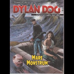 Dylan Dog - Viaggio nell'incubo - Mare Monstrum - di Tiziano Sclavi - n. 58 - settimanale -