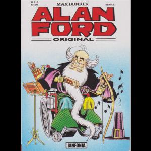 Alan Ford - Sinfonia - n. 615 - mensile -