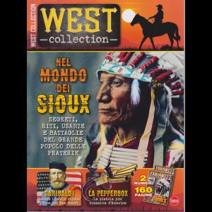 Far West Collection - n. 3 - bimestrale - settembre - ottobre 2020 - 2 numeri 160 pagine