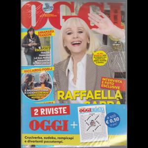 Oggi + Oggi enigmistica - n. 15 - 18/4/2019 - settimanale - 2 riviste