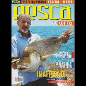 Pesca da Terra - n. 9 - settembre 2020 - mensile