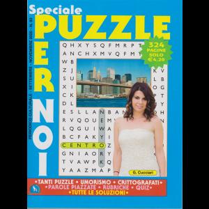 Speciale Puzzle per noi - n. 93 - settembre - novembre 2020 - 324 pagine