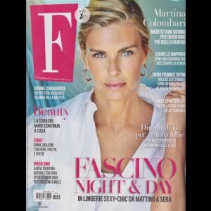 F - n. 35 - settimanale - 1 settembre 2020