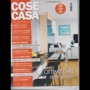Cose di Casa + - Casa In Fiore - n. 9 - settembre 2020 - mensile - 2 riviste