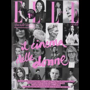 Elle - n. 33 - Il cinema delle donne - 12 settembre 2020 - settimanale -