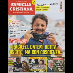 Famiglia Cristiana - n. 35 - settimanale - 30 agosto 2020