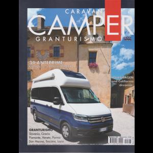 Caravan e Camper Granturismo -- n. 523 - settembre 2020 -