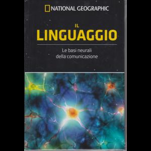 National Geographic - I grandi segreti del cervello - Il linguaggio - n. 5 - settimanale - 12/4/2019 -